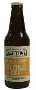 Het steakhouse in de buurt van Assen presenteert met trots dit heerlijke blond bier van Maallust. Vol van smaak met een heerlijk ligt bittere afdronk. Ook in het buffetrestaurant wordt dit bier goed verkocht.