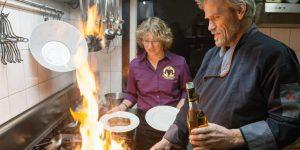 ltijd alles vers bereid bij ons glutenvrije restaurant in Drenthe