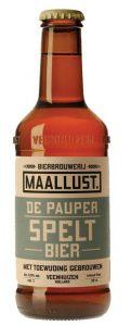 Maallust spelt bier. Dit is een bijzonder biertje van Maallust. Dit bier van Maallust smaakt heerlijk op het terras van ons steakhouse. Uiteraard smaakt het ook goed in het steakhouse of in het buffetrestaurant. Ons restaurant is in de buurt van Borger. Het beste steakhouse in de buurt van Borger.