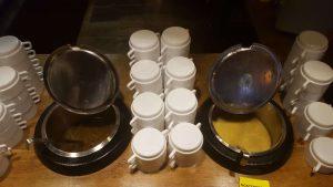 Heerlijke huisgemaakte mosterdsoep en andere soepen. Lekker als voorgerecht in ons buffetrestaurant
